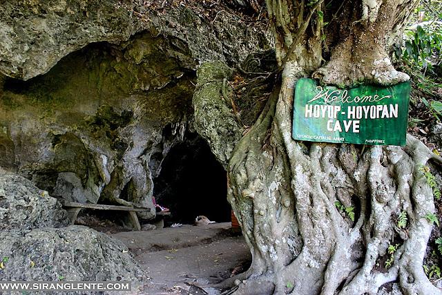 Hoyop-hoyopan Cave