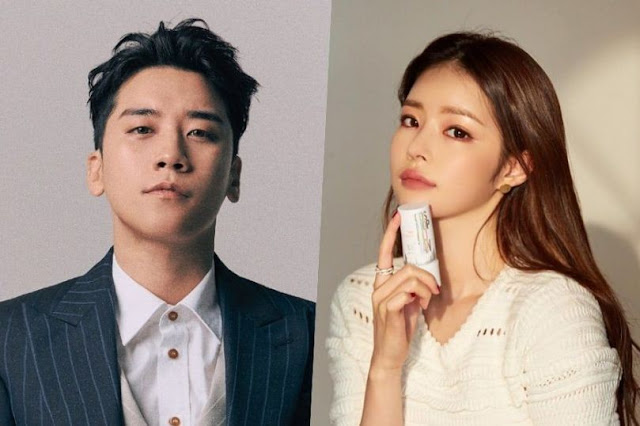 Seungri BIGBANG dan aktris Yu Hye Won Dikabarkan Berkencan!