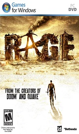 rage pc cover art - RAGE PC [RIP]