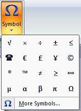 Learn Microsoft Word 2007 – Insert Tab