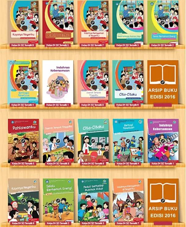 Buku Guru dan Siswa SD Kelas IV (4) Kurikulum 2013