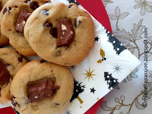 Tobelrone Christmas Cookies