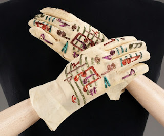 guantes musicales 1939