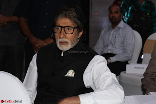 Amitabh Bachchan Launches Worlds 1st Mobile App Abc Of  Health 042.JPG