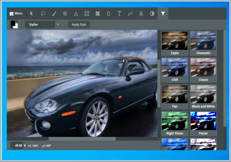 Pixlkit :  Δωρεάν, online εργαλείο επεξεργασίας φωτογραφίας