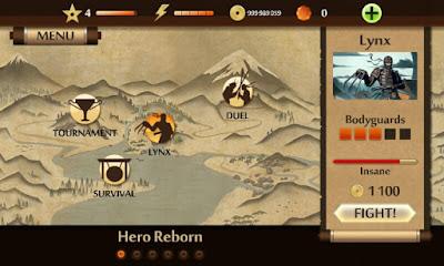 Hero Reborn Shadow Fight 2