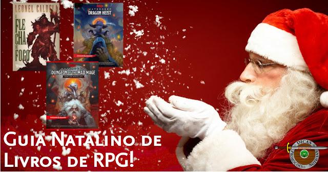 Promoção de Natal RPG