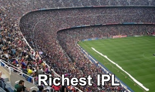 IPL Became a Richest League in Cricket