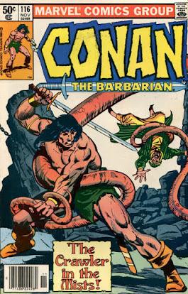 Conan the Barbarian #116