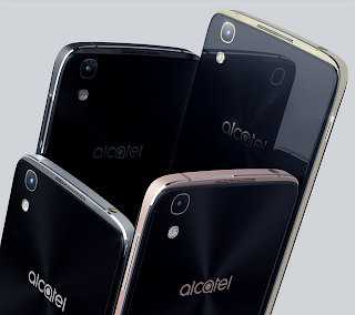 Alcatel IDOL 4 and IDOL 4S
