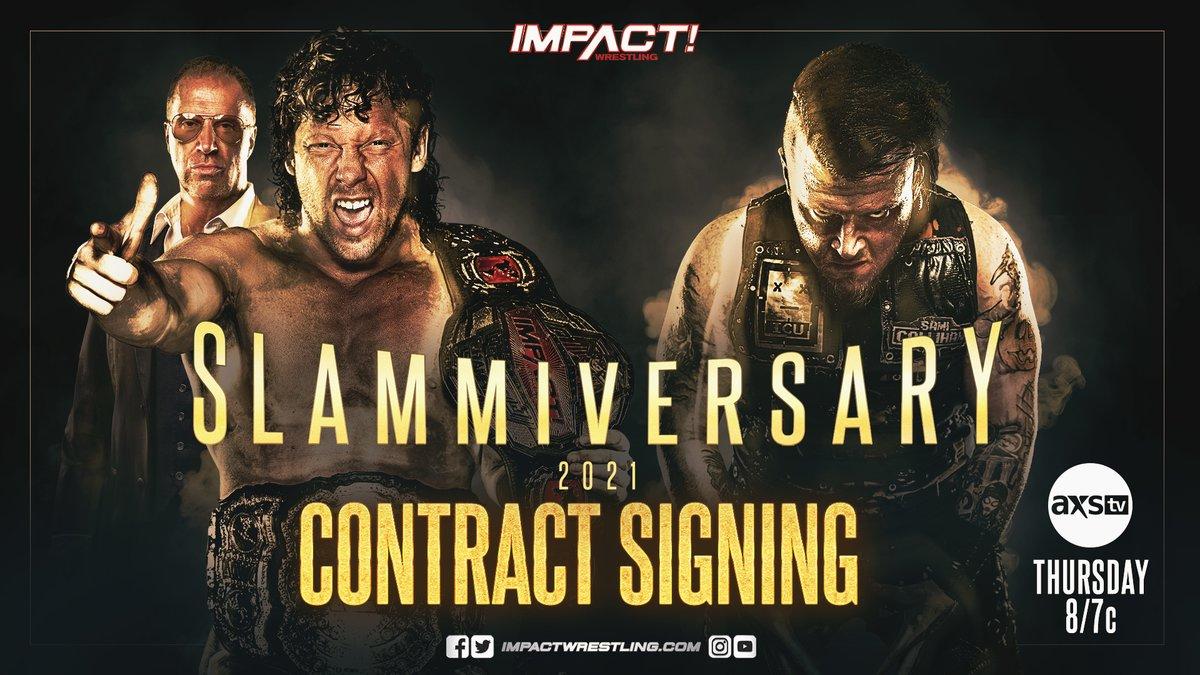 Cobertura: IMPACT Wrestling (08/07/2021) – Passo beta!