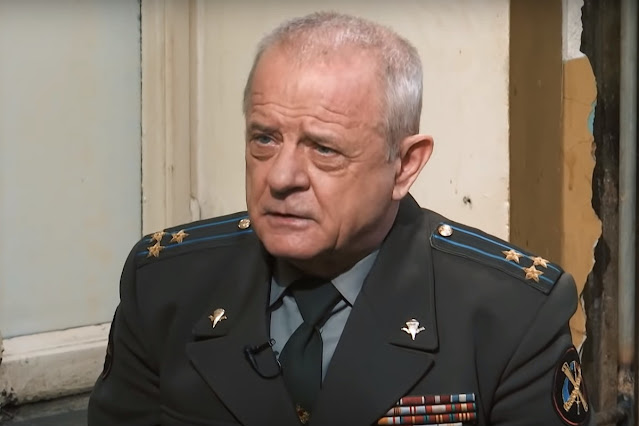 Владимир Квачков, который на данный момент находится в госпитале, отметил, что 20 лет бесследно ушли, особо подчеркнув, что ушли они позорно.