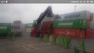 Tarif Baru Penumpukan container FCL pelabuhan tanjung priok 2016