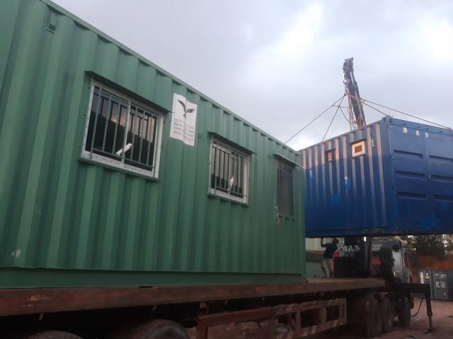 Cho Thuê Container Tại Quận Tân Phú TPHCM