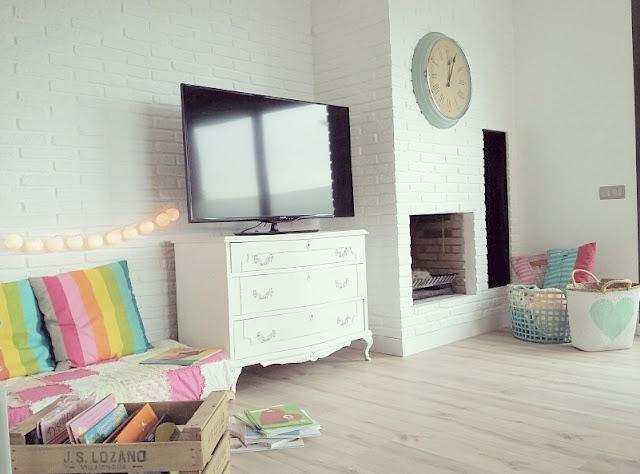 Panneaux Rustic XL Blanc