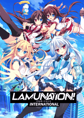Download Game Visual Novel PC LAMUNATION! -international-