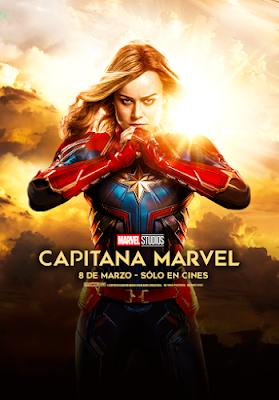 Capitana Marvel en Español Latino
