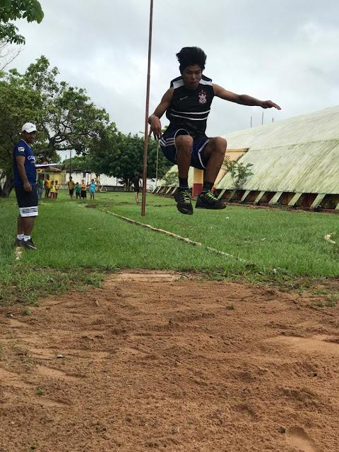 Jogos Escolares da Pérola é realizado