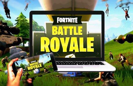 تحميل لعبة فورت نايت اخر اصدار للكمبيوتر للاجهزة الضعيفة