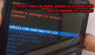 Patch CWM/TWRP Andromax G2 AD681H