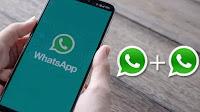 Accedere a Whatsapp con stesso account su due smartphone o più