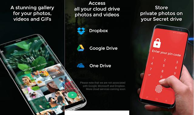 تحميل تطبيق Piktures – Beautiful Gallery v2.7 (Premium) Apk معرض صور رائع  لهواتف الاندرويد