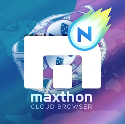 البرنامج المجانى maxthon cloud browser متصفح الانترنت ماكسثون