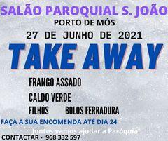Festa de São João - Take Away