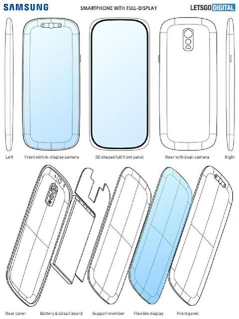 صور يُقال أنها لهاتف Samsung Galaxy S11