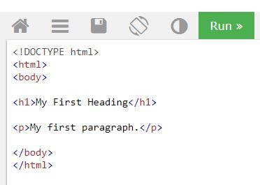 Hướng dẫn HTML