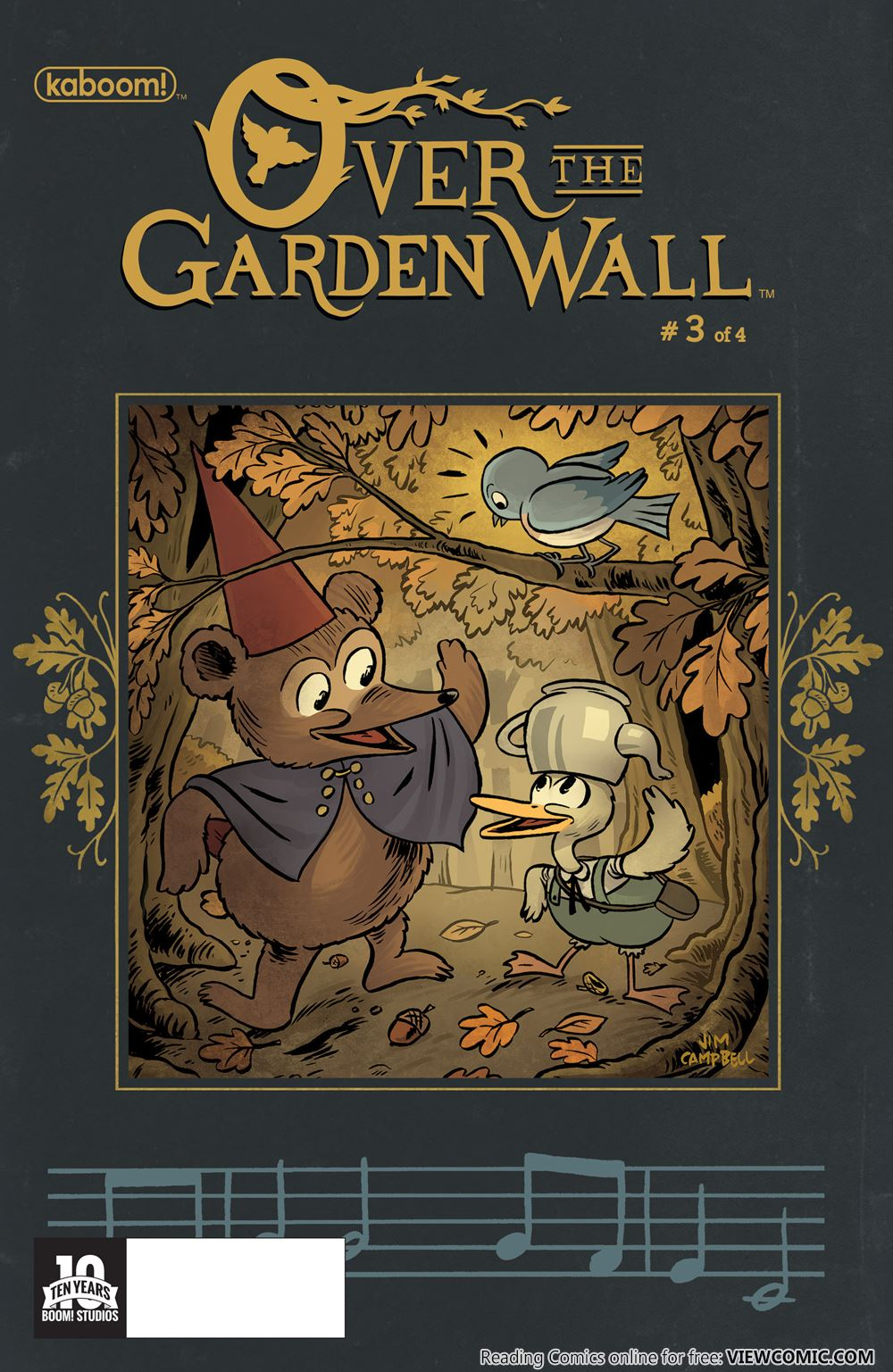 Over The Garden Wall 003 2015 Viewcomic Reading Comics