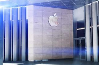 Unduh Gratis Office Wall Logo Mockup PSD