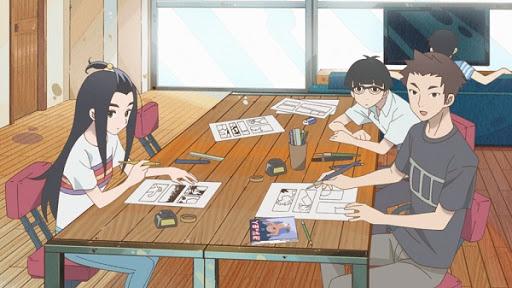 Kakushigoto Episode 1