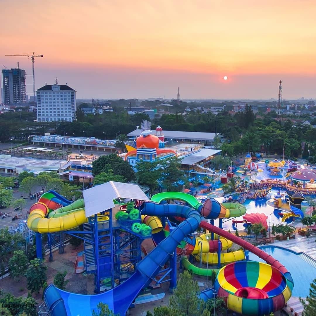 Water Park Ocean Park BSD City