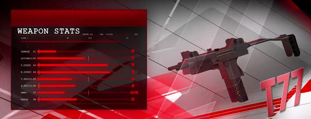 Tampilan T77 Senjata Baru Point Blank