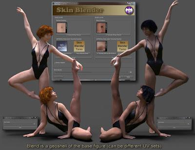 Skin Blender