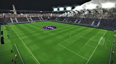 PES 2017 Stadiums Grenoble ( Stade des Alpes )