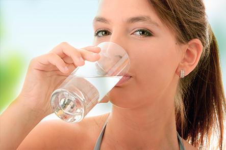Hidrate-se Bebendo Muita Água