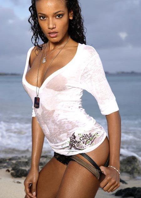 Selita Ebanks Bikini Swimsuit Model - Bollywood Hot Models