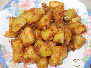 Cartofi prajiti cu ceapa reteta,