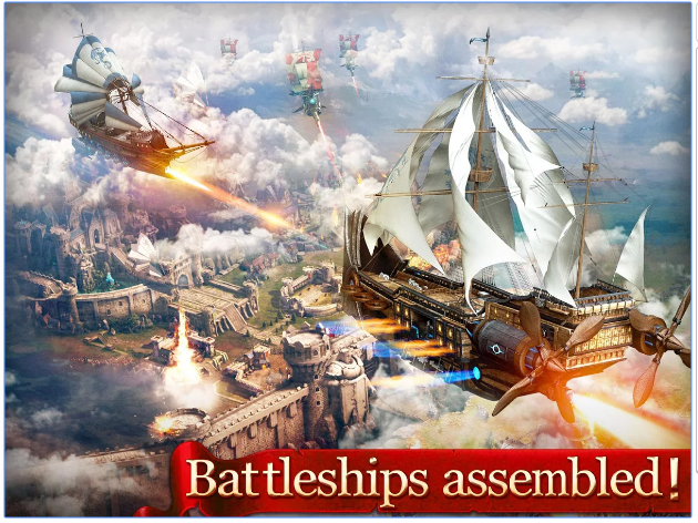 The Conquerors Empire Rising Apk