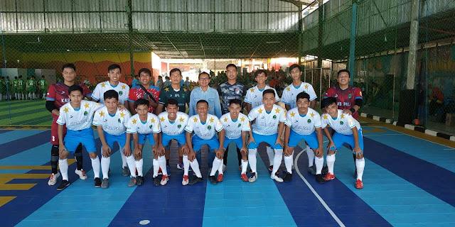 Kalahkan Lubuk Linggau, Futsal PALI Puncaki Klasemen