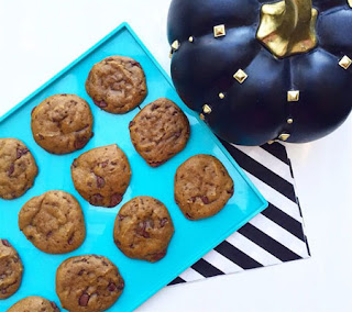 Pumpkin Chocolate Chip Cookies 3 Recipe