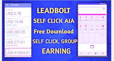 Makeroid Leadbolt self click aia file Free Download Earn Daily 200$