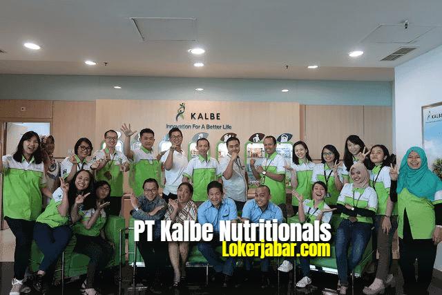Lowongan Kerja PT Sanghiang Perkasa - Kalbe Nutritionals 2021