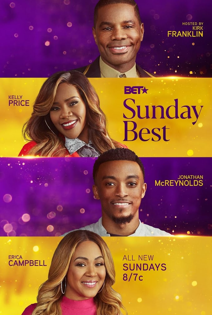 Top 20 Contestants Announced for 'Sunday Best' Season 10 on BET | @BETSundayBest