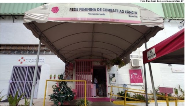 MÁSCARAS E ÁLCOOL EM GEL - Rede Feminina pede doações para pacientes com câncer