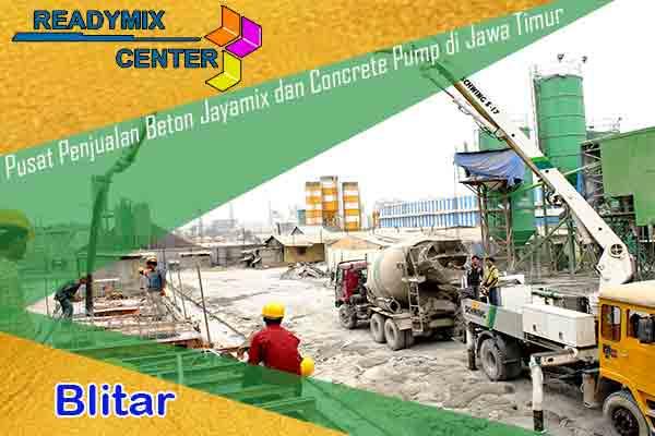 jayamix blitar, cor beton jayamix blitar, beton jayamix blitar