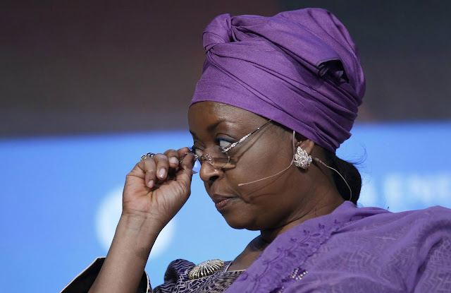 Court rejects EFCC's plea to issue arrest warrant against Diezani Alison-Madueke