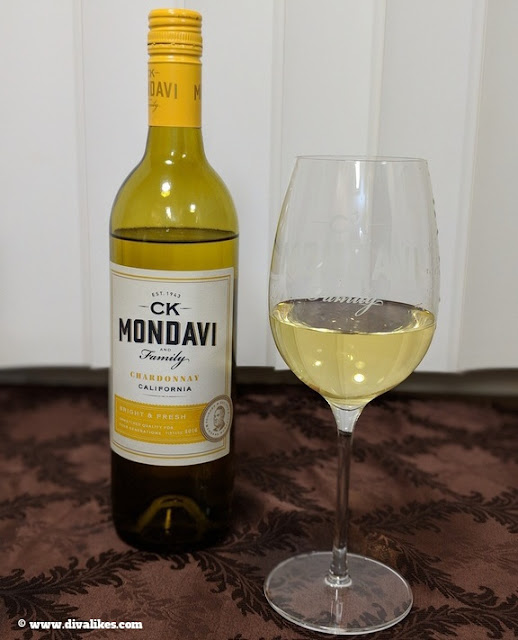 CK Mondavi and Family Chardonnay